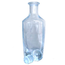 Clear Glass Decanter (700ml)