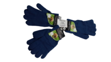 Comfort Gloves: Blue (Made in NZ)