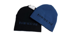 Napier NZ: Reversible Beanie (Made in NZ)