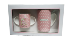 Mummy & Baby (Set of 2 Mugs)