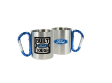 Ford Built Tough Mini Stainless Steel Mug