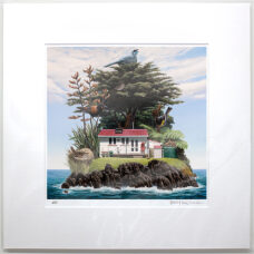 Barry Ross Smith – NZ Print – Ark 2