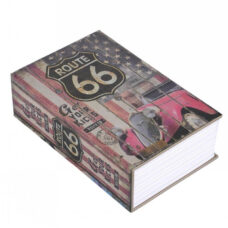 Route 66 BookSafe