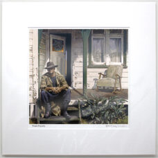 Barry Ross Smith – NZ Print – Private Property