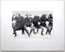 Barry Ross Smith – NZ Print – Rise Up