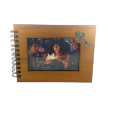 Wooden 21st Guestbook Photo Frame (NZ Made)