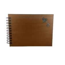 Wooden 21st Guestbook (NZ Made)