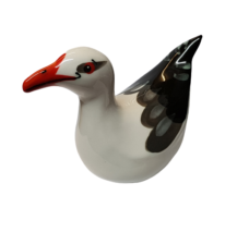 Splashy NZ Hand-Painted Ceramic Seagull