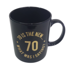 70 Is The New Coffee Mug