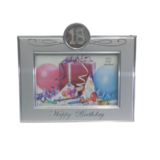 18 Happy Birthday Photo Frame