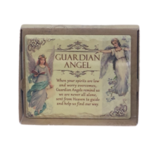 Jardin Plaque: Guardian Angel