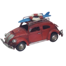 Red VW Ornament