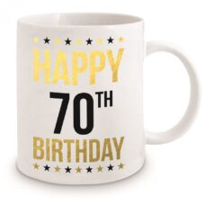 Happy 70th Birthday Coffee Mug