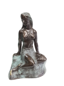 Pania Of The Reef Bronze Statue (Large)