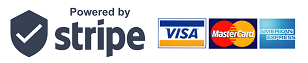 We Accept Credit Card (Visa, Mastercard, American Express)