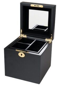 Jewel Box Black Cube