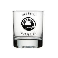 Art Deco Spirit Glass: Architecture (300ml)