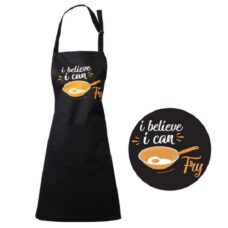 Apron: I Believe I Can Fry