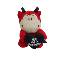 """""""You Are A Hottie"""" Devil Soft Toy"""