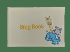 Brag Book (Cream)