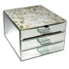 Tenderly Jewel Box with 2 Drawers