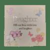 Block Sign: Daughter