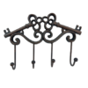 Cast Iron Keys Holder (4 Hooks)
