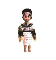 Maori Doll: Wahine with Poi (Large)