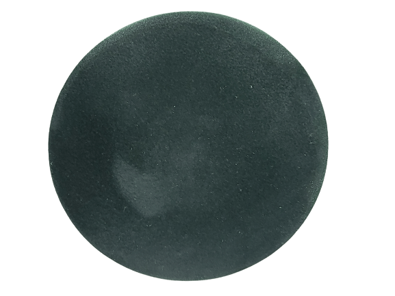Map of NZ Paua Souvenir Plate (Medium)