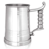 Tankard with Rope Handle (English Pewter)