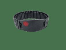 Medic ID – Expandable Bracelet (Black)