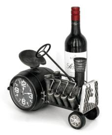 Antique Clock – Tractor