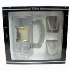 Beer Mug and 2 Shots (Gift Pack)